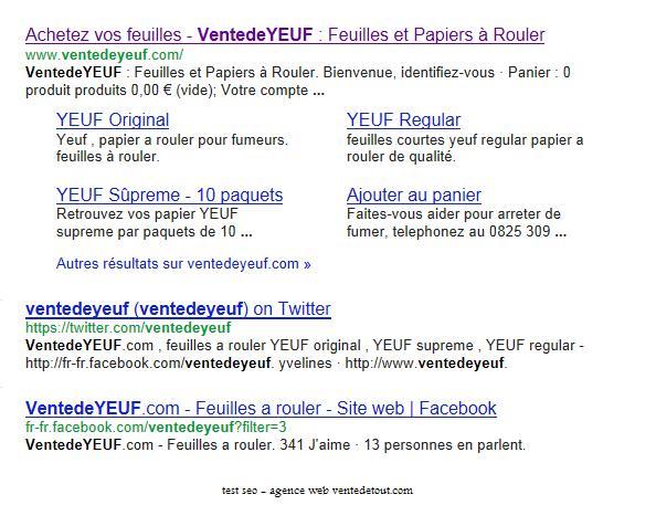 google,seo,réseaux sociaux